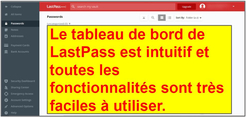 Comparatif LastPass/Bitwarden : Facilité d'utilisation
