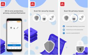 De 5 bästa (GRATIS) antivirus-apparna för Android år 2021