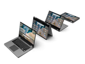 Global PC shipments surge by 10% thanks to heavy demand for Chromebooks