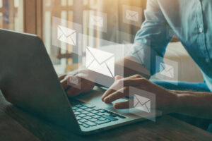 The rise of videos in emails