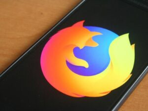 You can access Firefox synced tabs from the mobile version of the browser