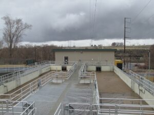 American Falls' Mixer Transformation Gets Wastewater Sludge on the Move