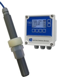 Dual Function TR82 Analyzer Detects and Measures Turbidity in Either Clear Water or Wastewater
