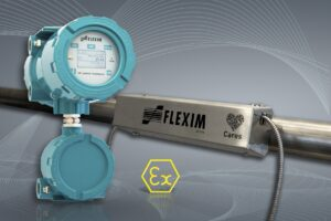 Explosion-proof Flowmeter for Liquids, Gases and Steam