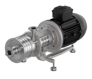 GEA Doubles Flow Rates of the GEA Hilge CONTRA Multi-Stage Centrifugal Pump Range