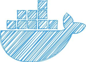 How to copy files between a host and a Docker container
