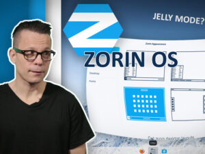 Zorin OS is beautiful, productive, stable, clean and fun