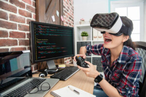 Banish the boredom at work: Become a game developer