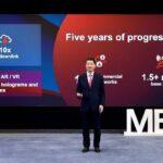 Read more about the article El presidente de Huawei promueve los avances en B2B dentro de la 5G