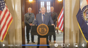 Missouri Governor Vows to Prosecute St. Louis Post-Dispatch for Reporting Security Vulnerability
