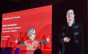 Vodafone subraya la importancia del espectro para la 5G